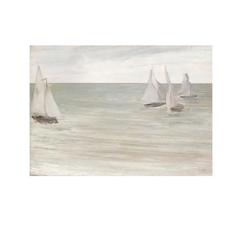 Framed Sailboat Print