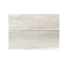 Framed Tonal Sea Print