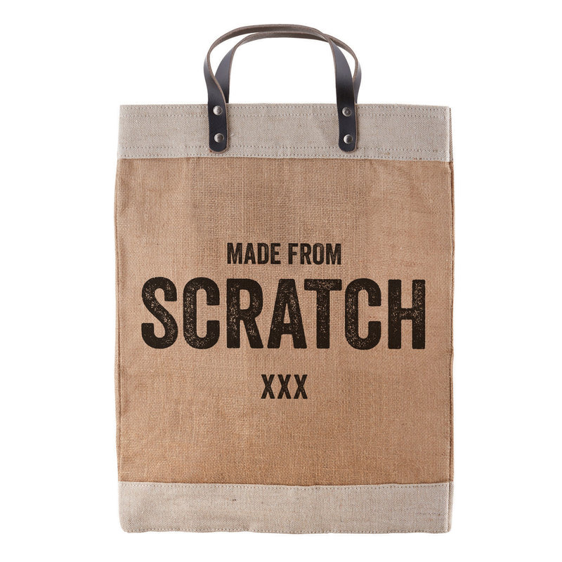 Market Tote - Made From Scratch