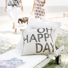 Happy Day Euro Pillow