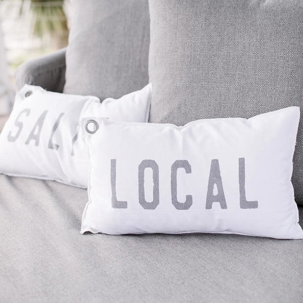 Local Lumbar Pillow