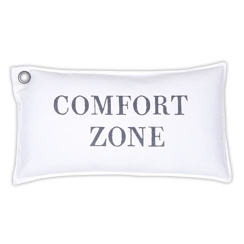 Comfort Zone Lumbar Pillow