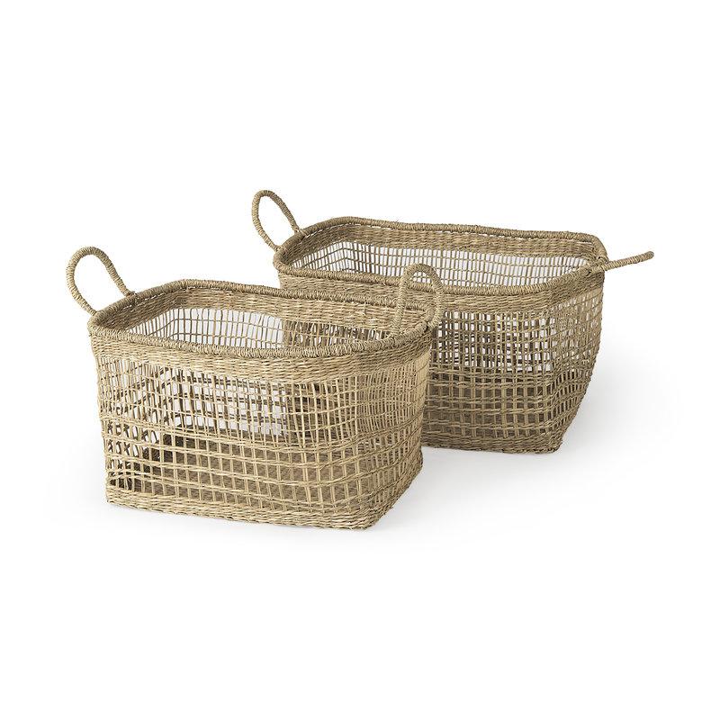 Bellisa Seagrass Baskets