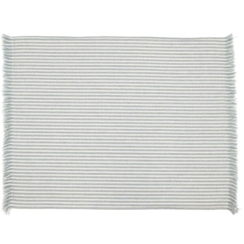 Abby Stripe Placemats (Set of Four)