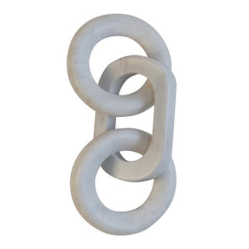 White Marble Chain