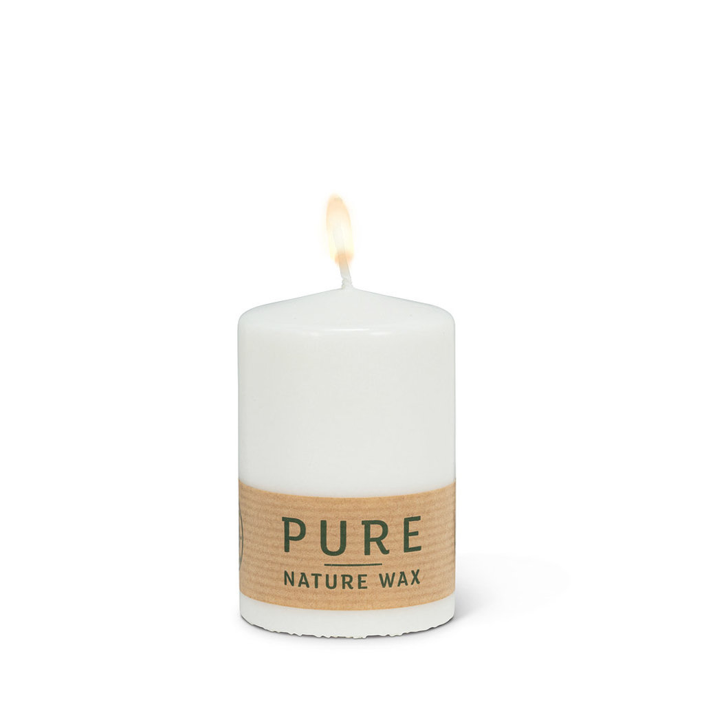 Pure Soy Pillar Candles