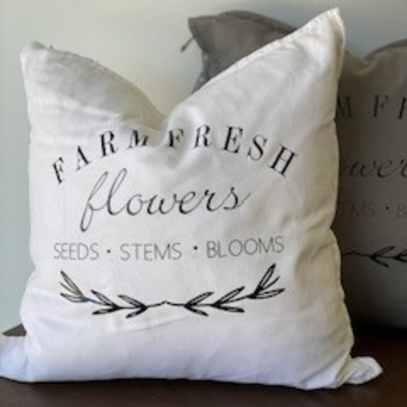 Farm Fresh Pillows