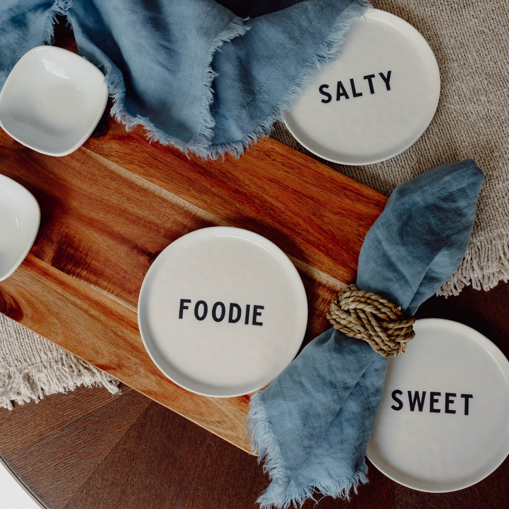 Salty Appetizer Dish