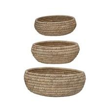 Grass & Date Leaf Baskets