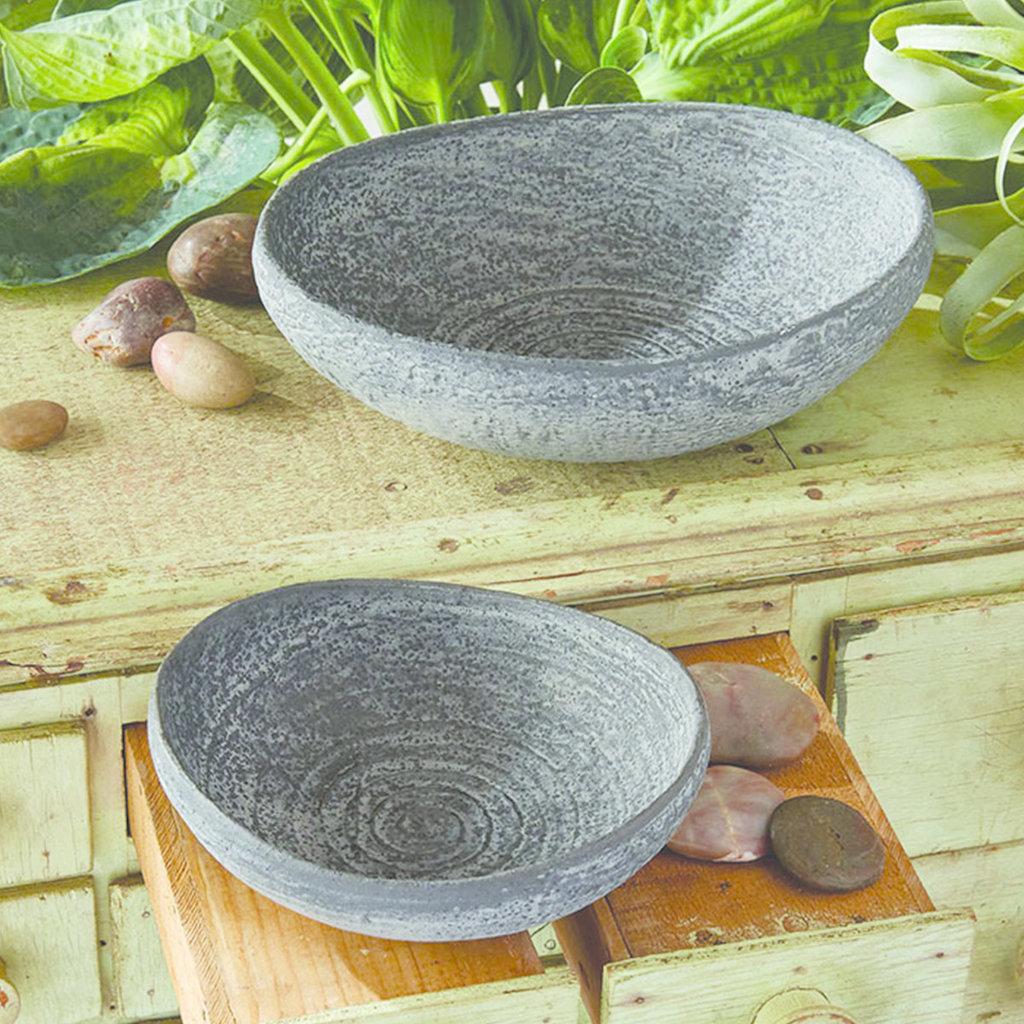 Zen Charcoal Bowls