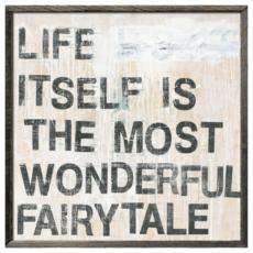 Hans Christian Andersen Fairytale Print