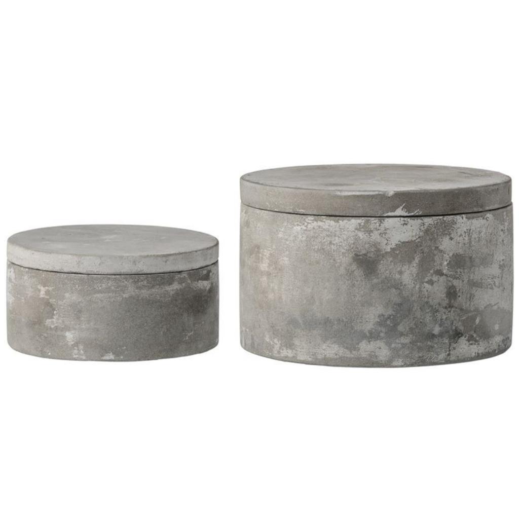 Decorative Cement Boxes