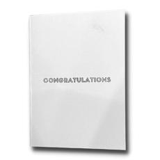 Congratulations Designer Card