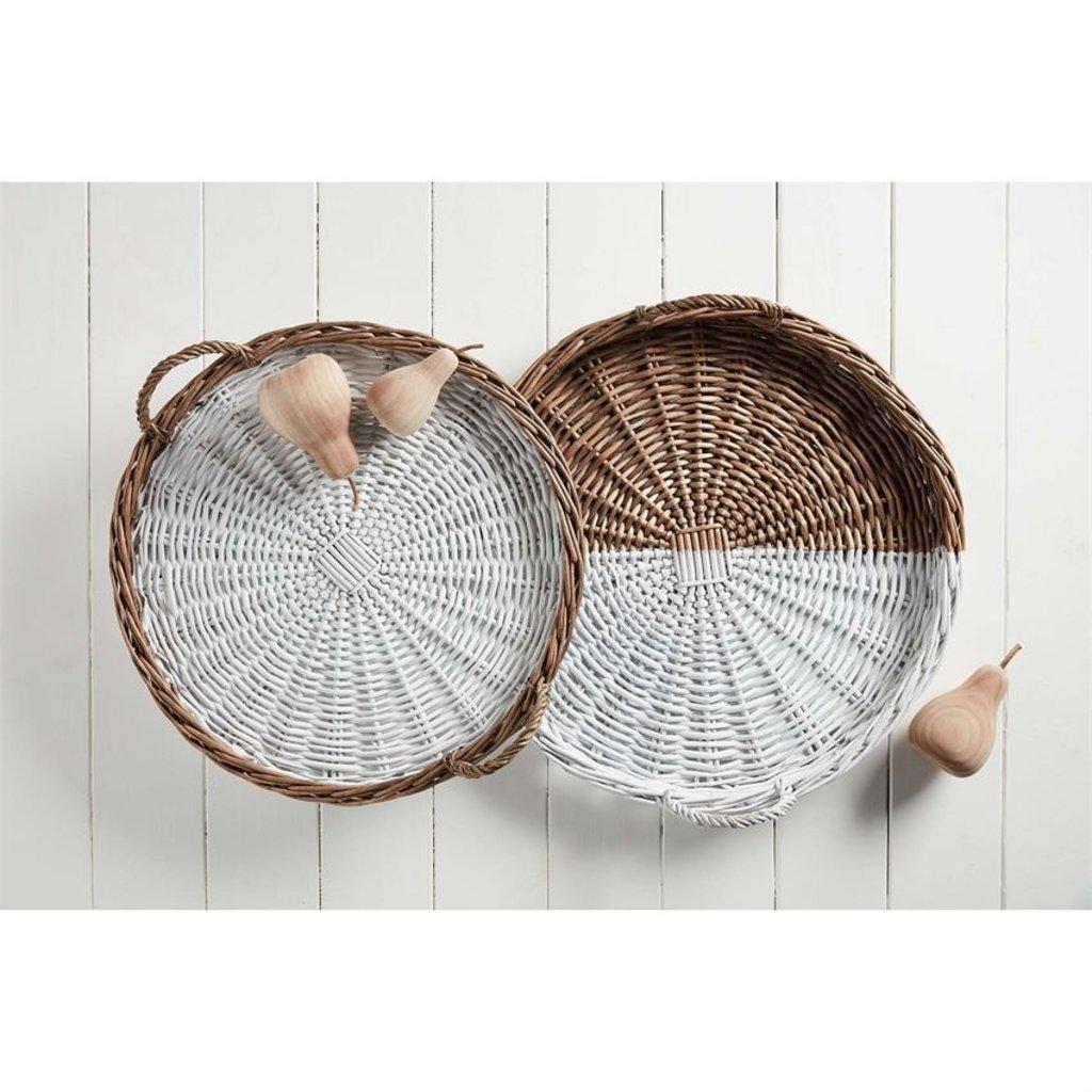Willow Basket Trays