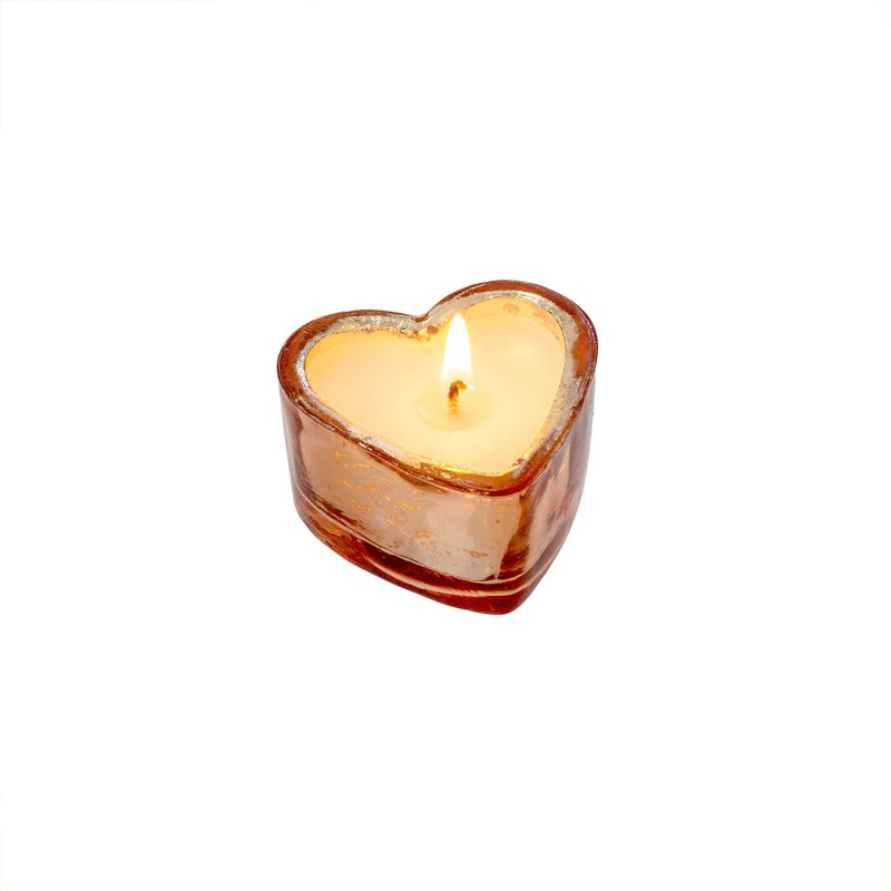 Small Sweetheart Candles