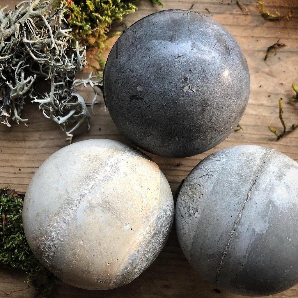 Concrete Spheres