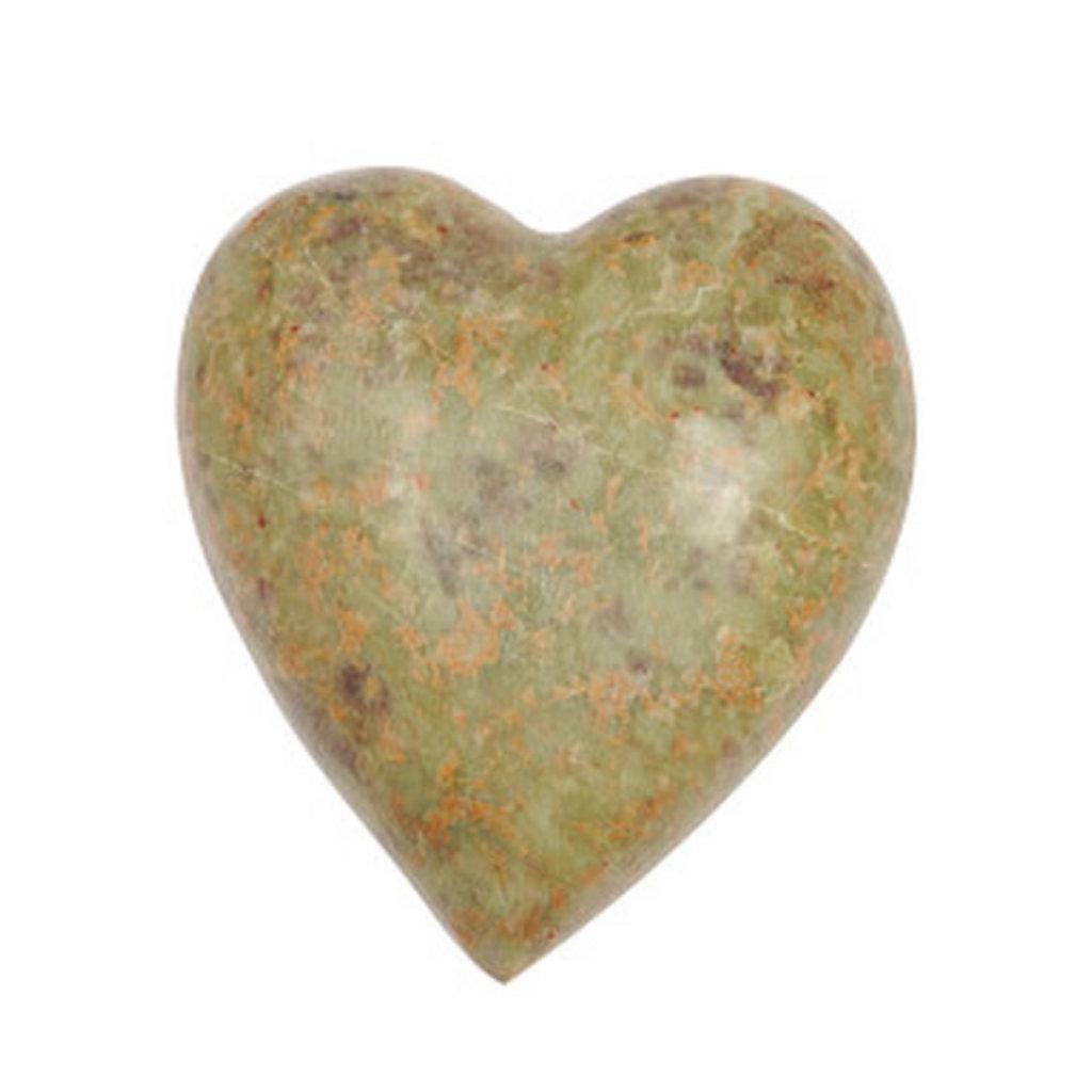Assorted Soapstone Hearts