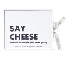 Ceramic Cheese Knife Gift Set