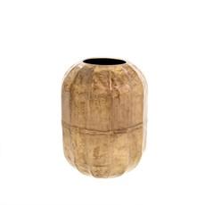Tall Iron Champagne Vase