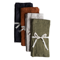 Hem Stitched Table Runners