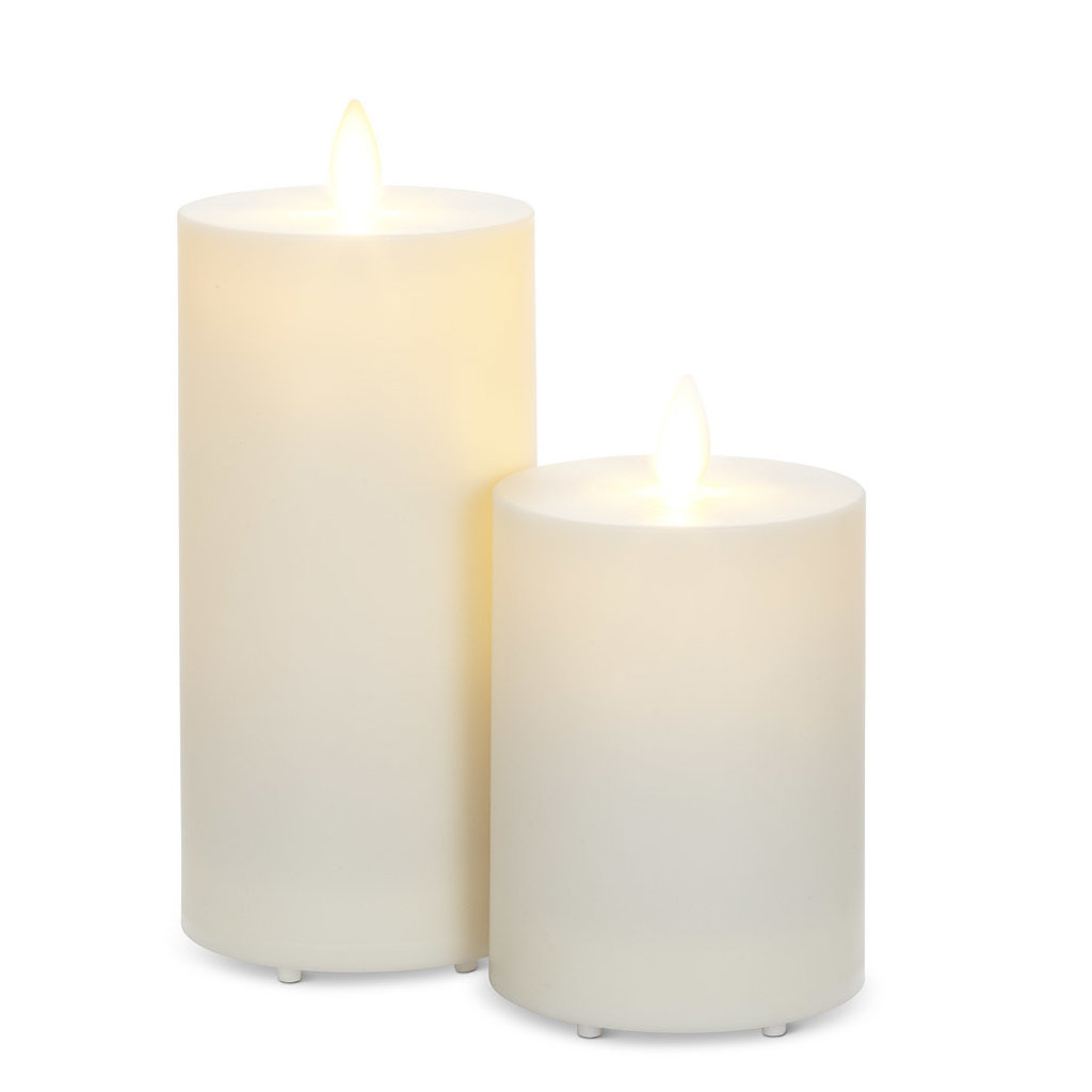 Flameless Outdoor Candles