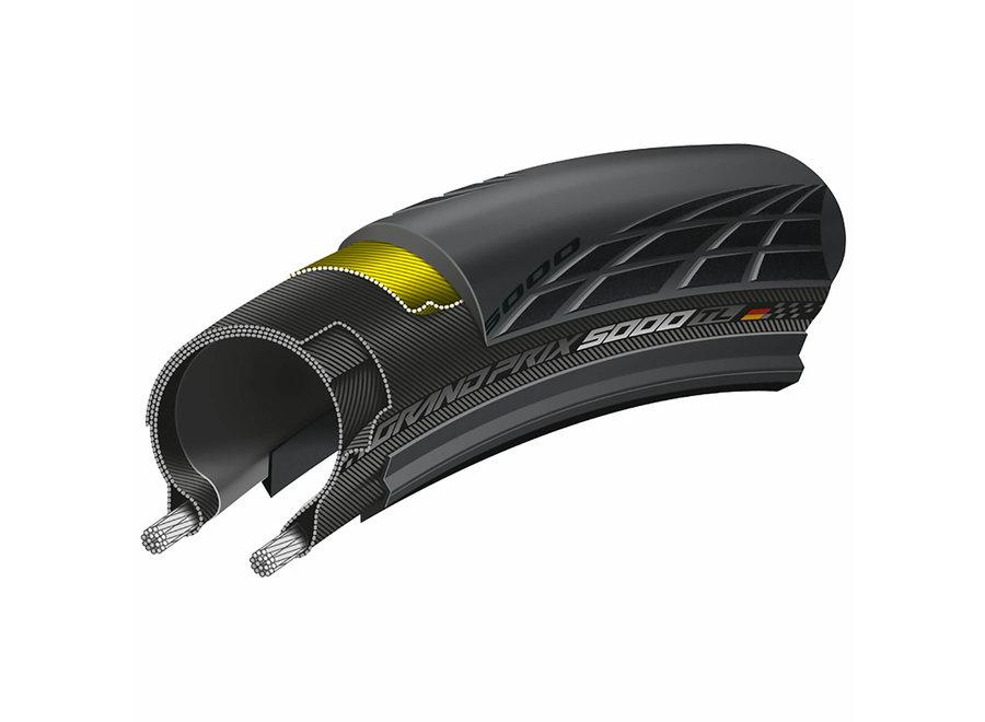 Continental Grand Prix 5000 TL Tubeless Road Tire