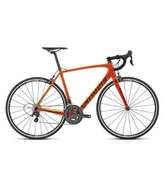 Specialized CLOSEOUT: 2017 Specialized Tarmac Comp Road Bike Limited Torch Edition Orange 56cm
