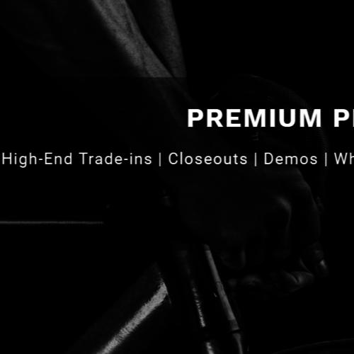 Premium Pre-Owned   Closeouts   Demos