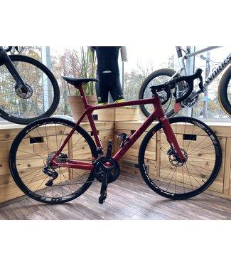 Colnago CLOSEOUT: 2019 Colnago V2R Disc - Ultegra DI2 - VJRD Satin Pearl Red - 52cm