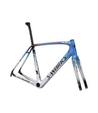 Specialized RARE: New 2016 S-Works Tarmac Nibali Frameset 54cm
