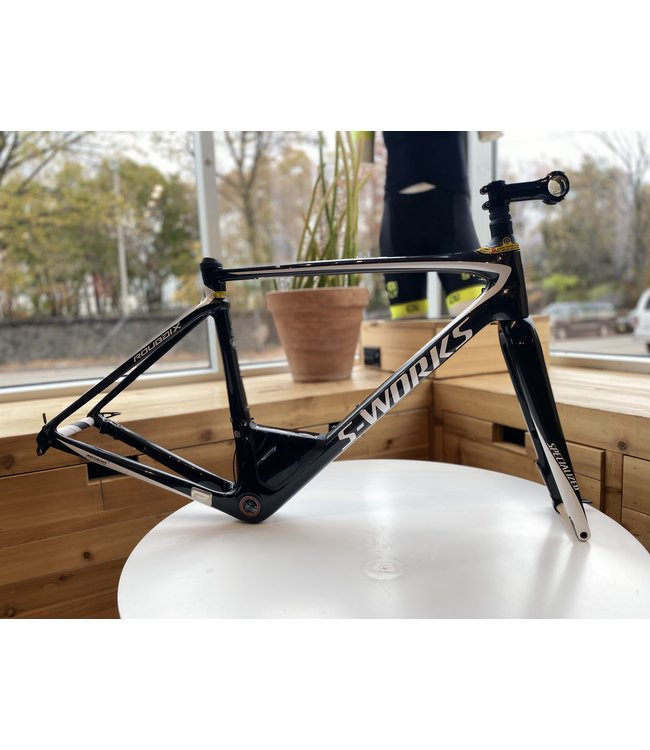 Specialized CLOSEOUT: 2018 S-Works Roubaix Frameset 52cm