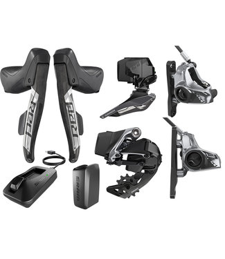 SRAM SRAM Red eTap AXS HRD 2x 12Sp Kit