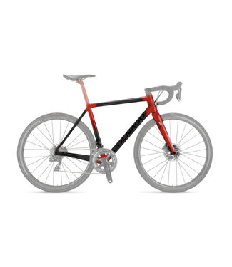 Colnago Demo: Colnago C64 Matt Carbon/Gloss Red Frameset
