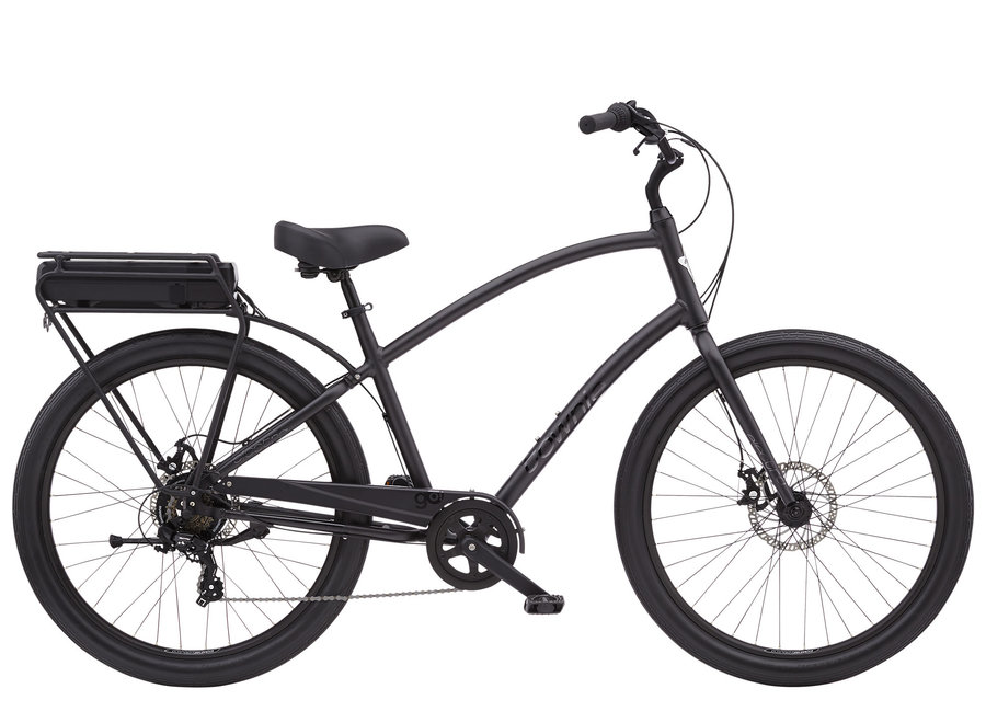 Electra Step-Over Townie Go! 7D