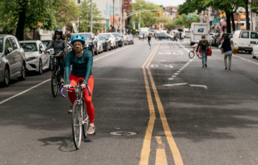 OPEN STREETS COULD SAVE NEW YORK