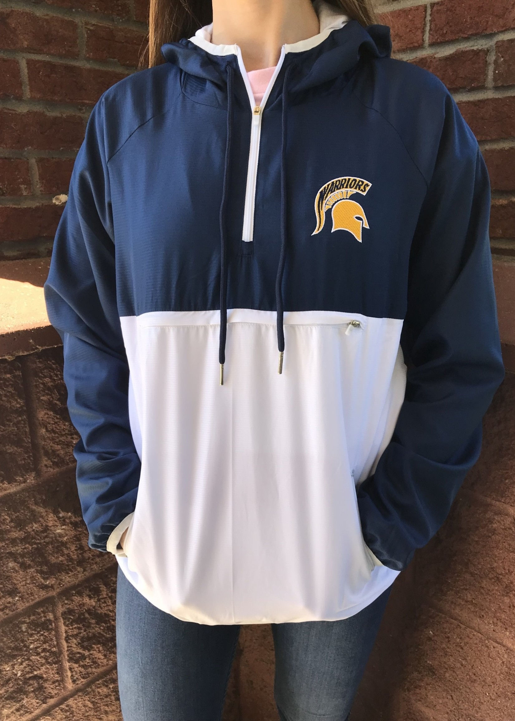 GSHS Ladies Pennant Pullover Jackets