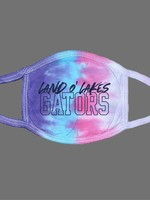 LOL Tie Dye Face Mask- Cotton Candy