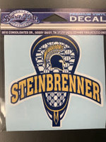 Steinbrenner Lacrosse Decal