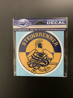 Steinbrenner Band Decal