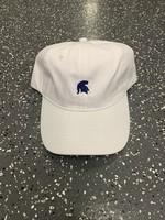 Mini Warrior Head Buckle Back Hat