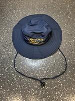 LOL Bucket Hat- Navy