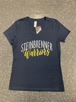 Steinbrenner Ladies V-Neck Tee