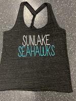 Sunlake Twist Back Tank