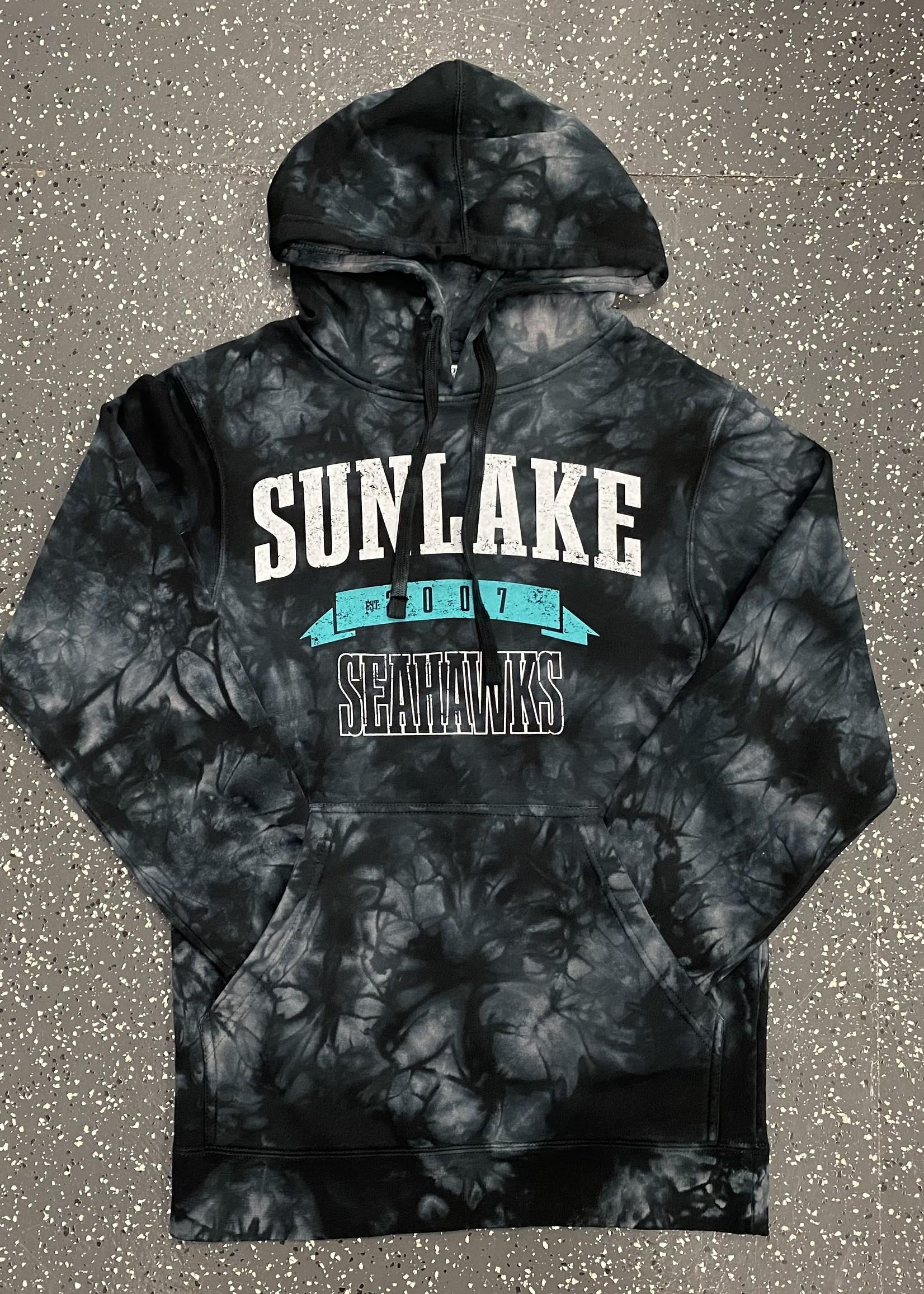 Sunlake Tie-Dye Sweatshirt
