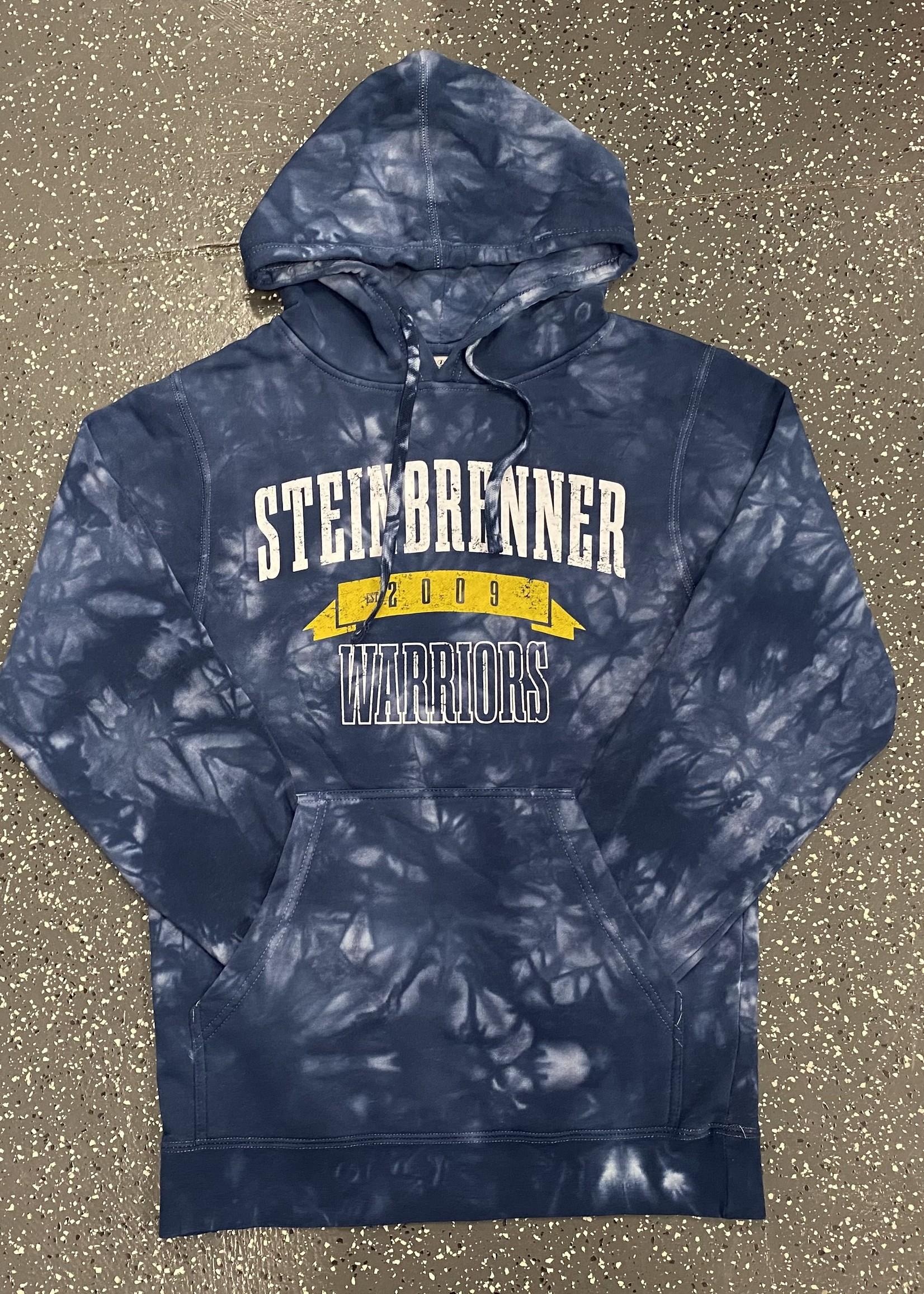 Steinbrenner Tie-Dye Sweatshirt