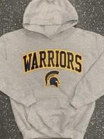 GSHS Sport Grey No-Sew Custom Hoodie