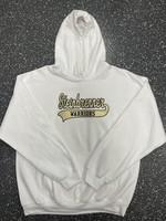 GSHS White No-Sew Custom Hoodie