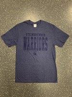 GSHS Navy Softstyle Warriors Tee