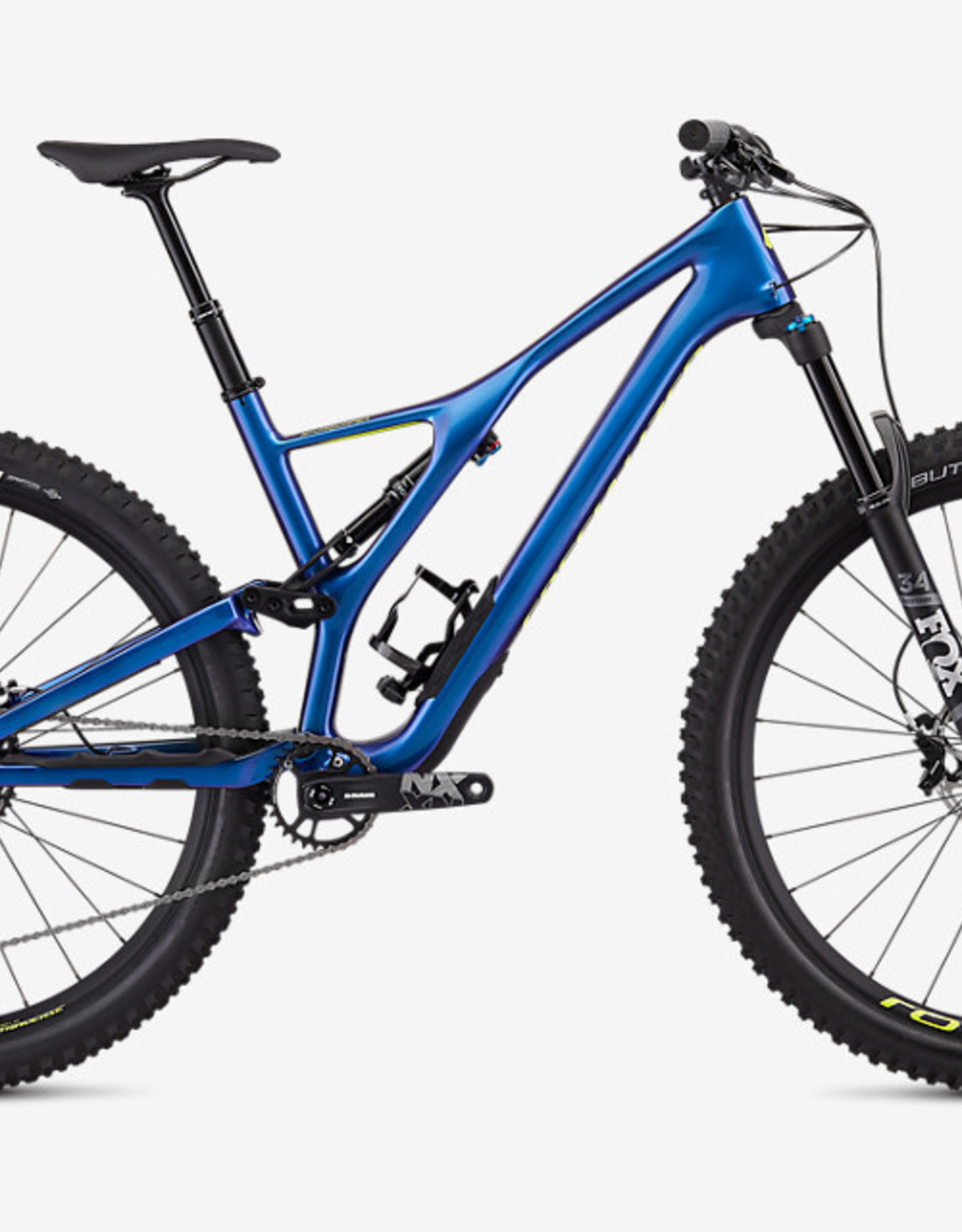 Specialized 2020  Stumpjumper Comp Carbon 29 – 12-Speed Gloss Chameleon / Hyper Large