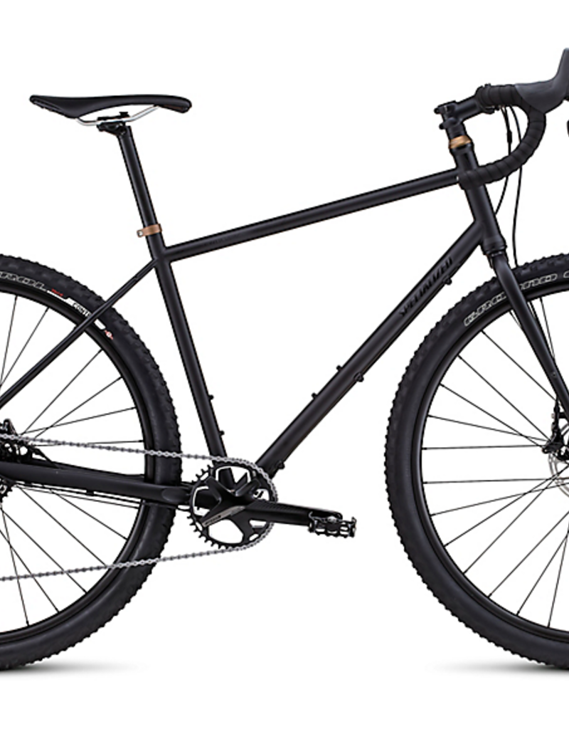 Specialized 2018 Awol Comp Black/Bronze/Anodized Large